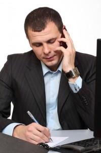 entretien téléphonque