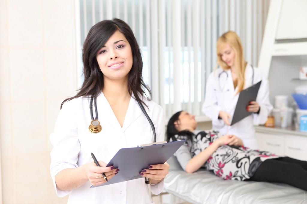 Встать на учет по беременности в частной клинике